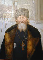 Прижизненный портрет Иоанна Кронштадского