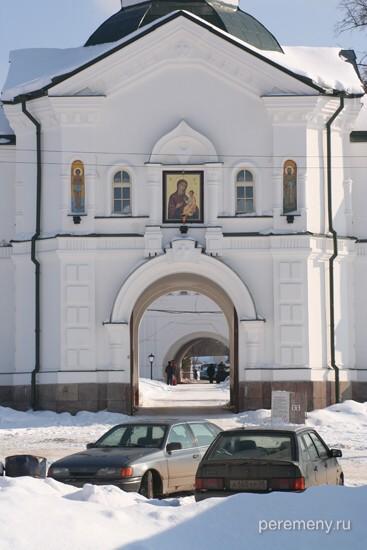Валдайский Иверский монастырь. Фото Олега Давыдова