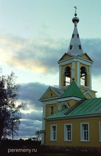 Оятский монастырь. Фото Олега Давыдова