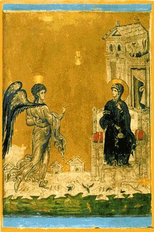 Византийская икона, XIII век, Монастырь Святой Екатерины, Синай