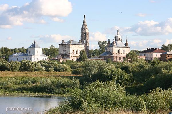 Железноборский монастырь. Фото Олега Давыдова