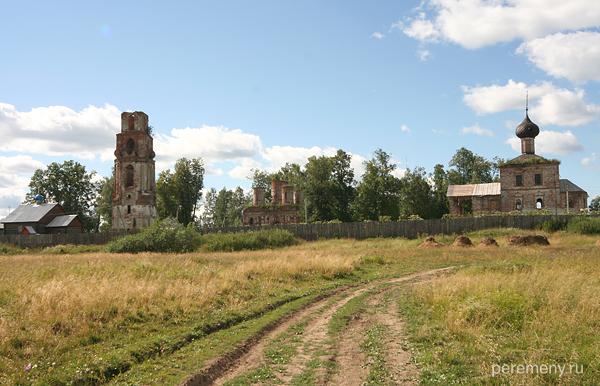 Монастырь Геннадия Любимского. Фото Олега Давыдова