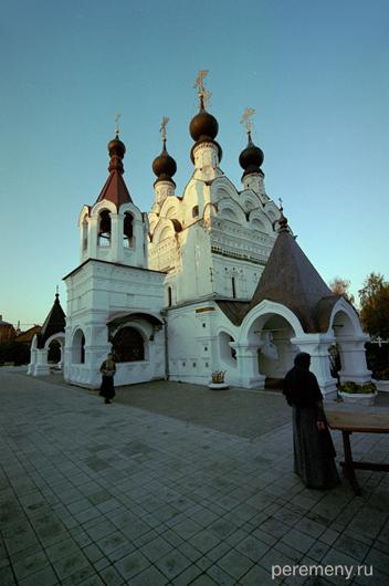 Троицкий собор Свято-Троицкого монастыря в Муроме. Фото Олега Давыдова