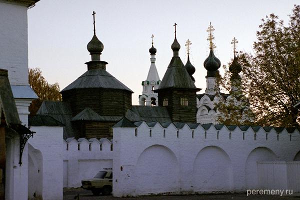 Свято-Троицкий монастырь в Муроме. Фото Олега Давыдова