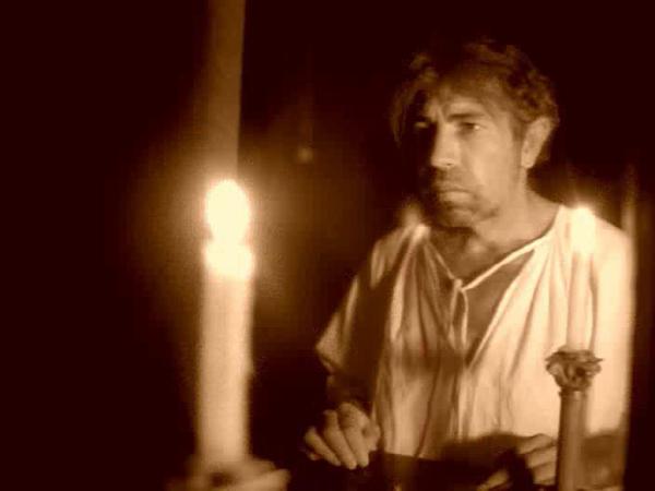Кадр из фильма Владимира Бортко Собачье сердце