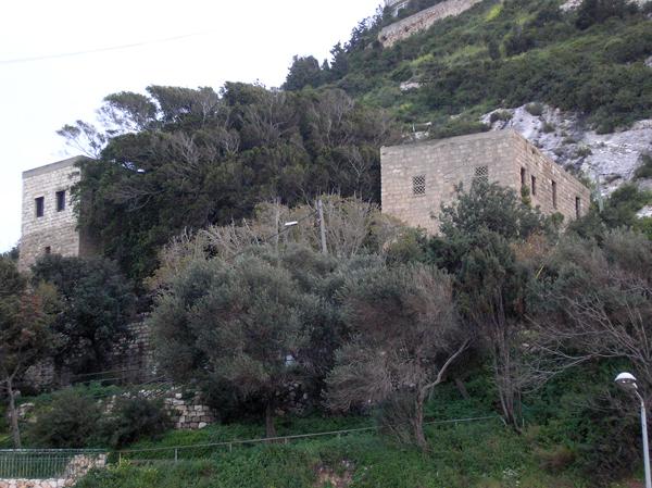 Место силы Илии на горе Кармел. Израиль