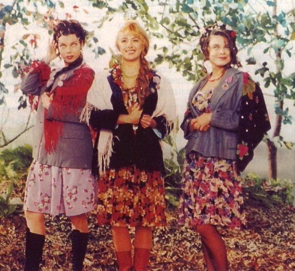 Кадр из фильма Старые песни о главном