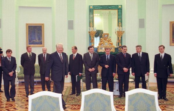 Семибанкирщина в Кремле