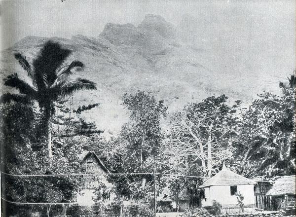 60.                     Каменные дома, лавки и школы делали Атуону самым цивилизованным поселком архипелага.
