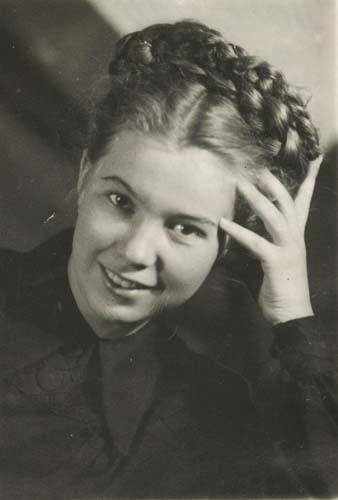 Рая Титаренко, на которой женился Михаил Горбачев
