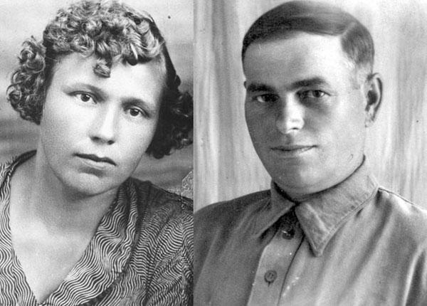 Родители Раисы Максимовны Горбачевой