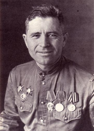 Сергей Андреевич Горбачев, отец президента СССР