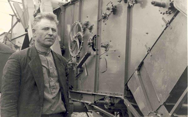 Сергей Андреевич Горбачев, отец будущего генерального секретаря ЦК КПСС