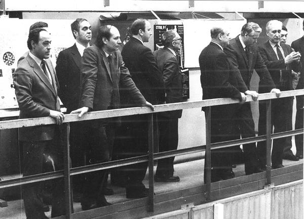 Ельцин в 1987 году