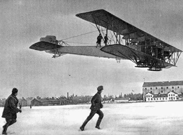 Самолет Илья Муромец Киевский, 1915 год