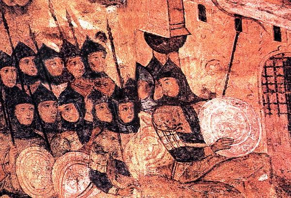 Русь под стенами Константинополя