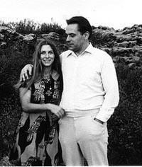 Гроф с женой
