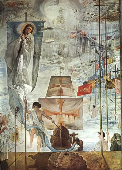 «Открытие Америки усилием сна Христофора Колумба» — картина испанского художника Сальвадора Дали, написанная в 1958-1959 годах.