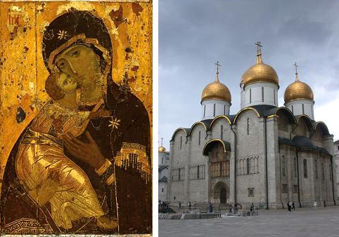 золото православия