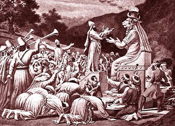 Поклонение Молоху