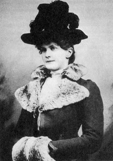 Мария фон Сиверс (1867 - 1948), ок. 1900