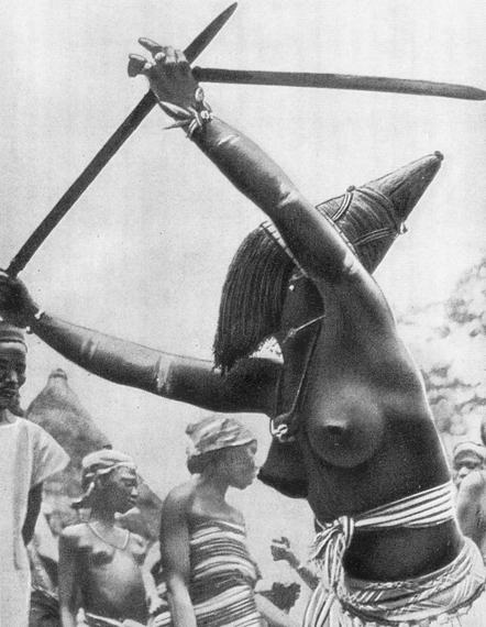 Гвинейская вакханка
