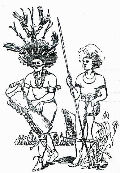 Выход  духов (Новая Гвинея)