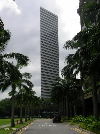 История 18. ПЕРЕВОДИТЬ БУМАГУ. Сингапурские заметки