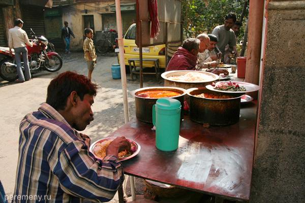 Индия, Калькутта. Фото: Ольга Молодцова