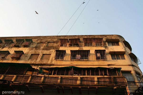 Индия, Калькутта, архитектура. Фото: Глеб Давыдов