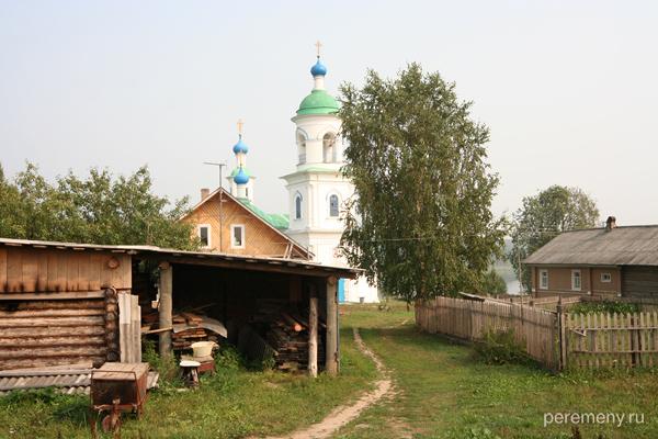 Усть Печеньга. Фото: Олег Давыдов