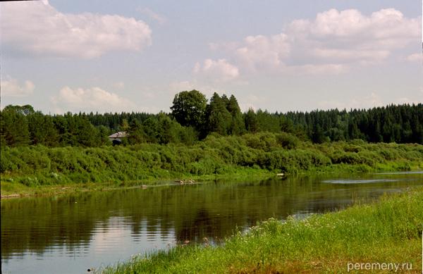 Сухона. Фото: Олег Давыдов
