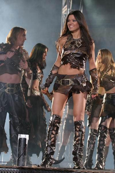 Руслана на Евровидении. 2004 год