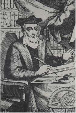 Nostradamus. Сам