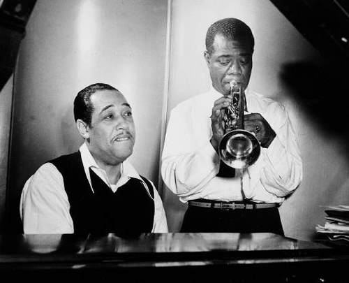 SATCHMO AND THE DUKE