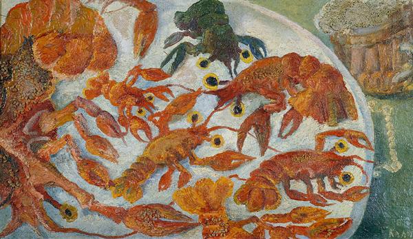 Раки. Вячеслав Калинин, 1966 год