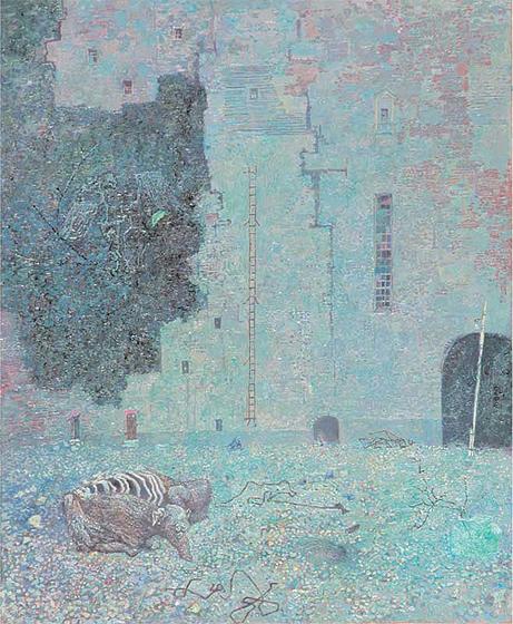 Мёртвый город. 1961. art4.ru