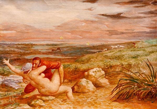 Борис Свешников. Из коллекции barbarian-art.com
