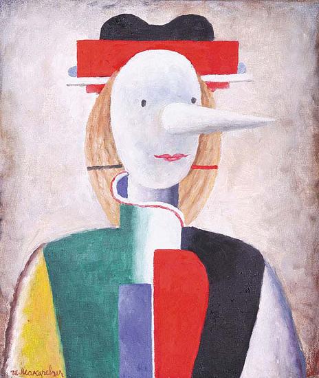 Игорь Макаревич «Малевич» (1998)