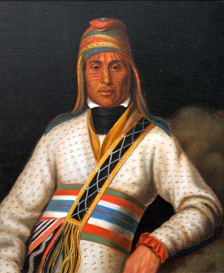 Генри Инмен -Йохоло-Микко- (1832-1833)