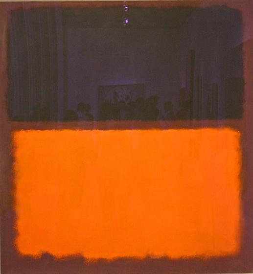 Марк Ротко N18 (1963)