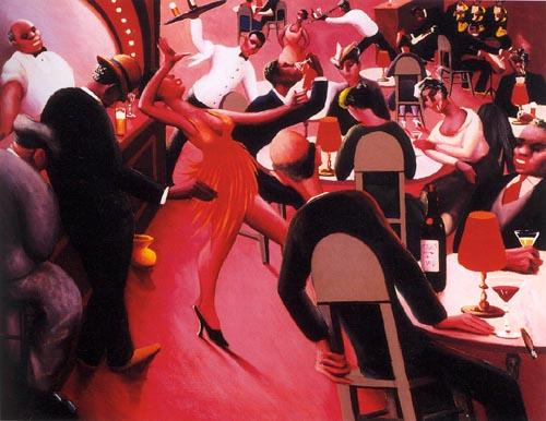 «Субботний вечер» (1935).