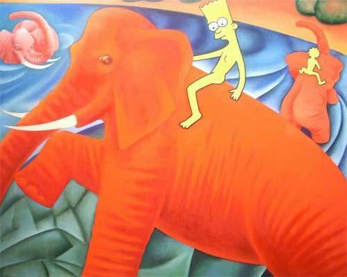 Красный Слон Савко