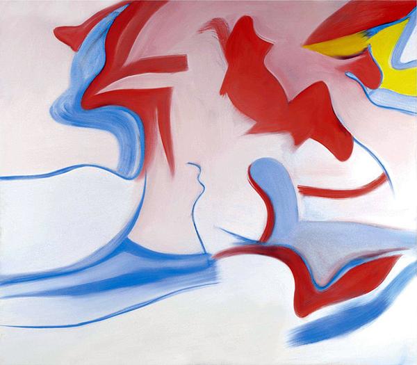Виллем де Кунинг. «Без названия XIV» / UNTITLED XIV, 1983