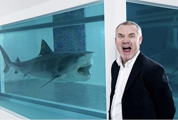 Демьян и его акула