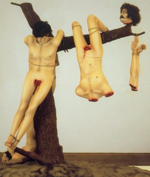 Изощренный садизм как искусство