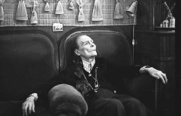 Лиля Брик.1974 г.