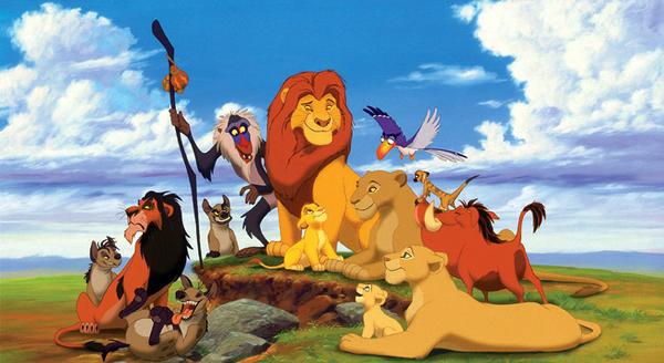 Лев Король и прочие недоноски