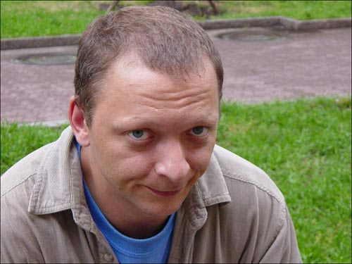 Олег Куваев, сам