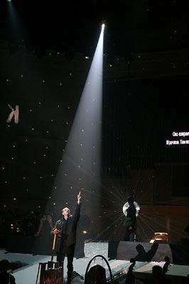 Мистерион, Валерий Петров, LIQUID theatre. Фото: Филипп Андрухович